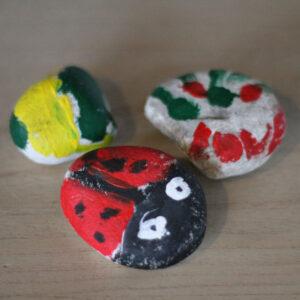 Happy stones maken